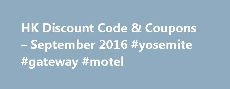HK Discount Code & Coupons – September 2016 #yosemite #gateway #motel http://hotel.remmont.com/hk-discount-code-coupons-september-2016-yosemite-gateway-motel/  #hotel coupons # Hotels.com Discount Code – September 2016 About Hotels.com Hotels.com.hk is an online gateway to hotel accommodations in Hong Kong. It is an affiliation program run by an Expedia group . taking in its headquartered center in Texas, USA. Hotels.com is the leading network of hotels offering you to choose from over…