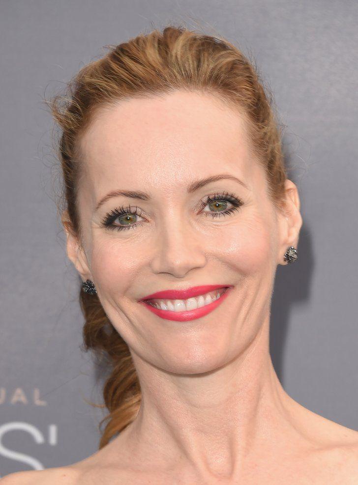Pin for Later: Arretez Vous et Admirez les Plus Beaux Beauty Looks des Critics' Choice Awards Leslie Mann
