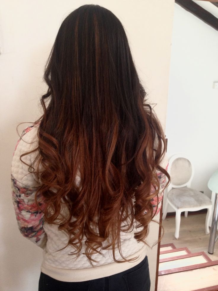 Balayage Winter #BonnoNci