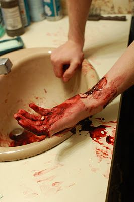Propnomicon: Washable Blood.. great for halloween or pranks!!