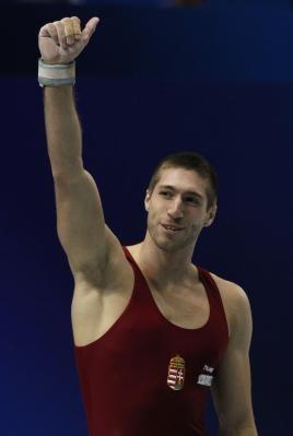 Krisztián Berki - Hungary - World Pommel Champion 2011