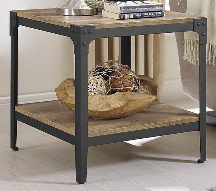 Best 20+ Wood End Tables Ideas On Pinterest