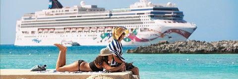 Norwegian Cruise Line propose des tarifs promotionnels durant 3 jours pour des croisières à travers le monde.