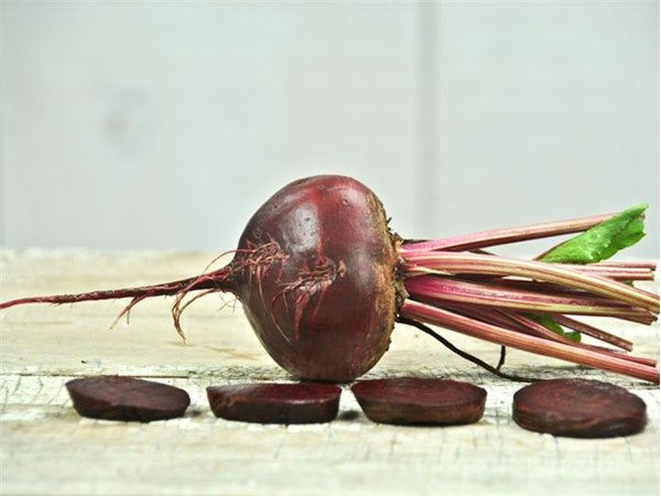 Detroit Dark Red Beets, seeds   Baker Creek Heirloom Seed Co Good to plant in between taller tomato and pepper plants during the summer.  Good pickled.