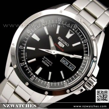 BUY Seiko 5 Sports 4R36 Automatic Mens Watch SRP153J1, SRP153 Japan - Buy Watches Online | SEIKO NZ Watches