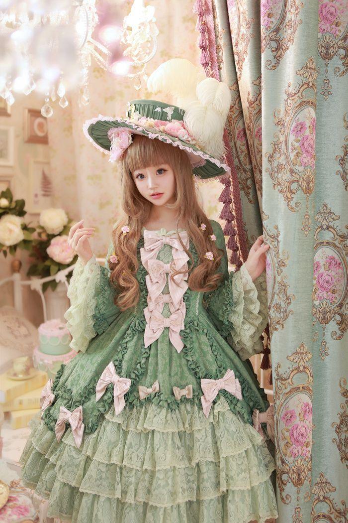 Sweet Victorian Lolita