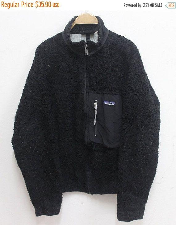 SALE Patagonia Jacket Vintage 90's Patagonia by HeroZoneClothing
