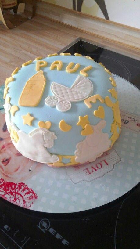 Welcome  Cake, Baby Cake, Baby Shower