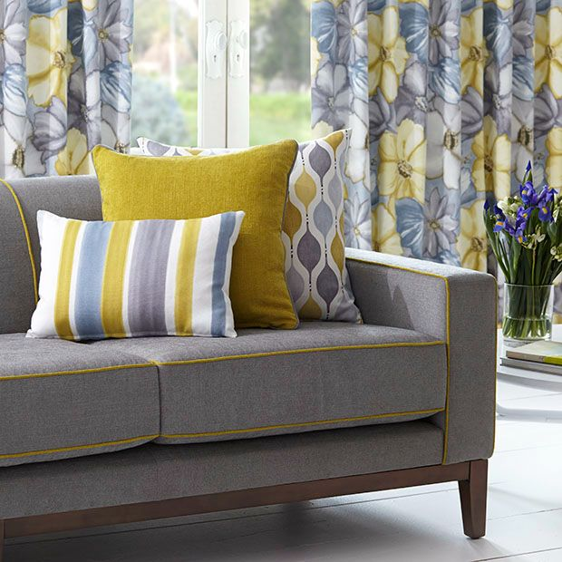 Kristina Fabric Collection (source Warwick) Fabric Wallpaper Australia / The Ivory Tower - fabric & wallpaper / www.fabricwallpaperaustralia.com.au