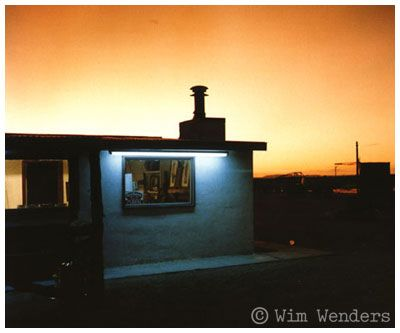 Written in the West / Wim Wenders - The Official Site