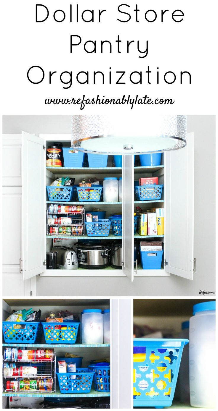 dollar store pantry organization 1117 best kitchen organizing decorating ideas images on 10805