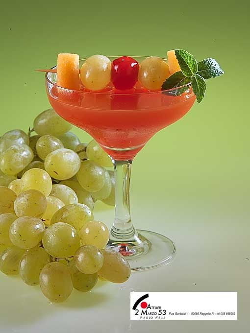 #Cocktail alla frutta Fruit cocktail