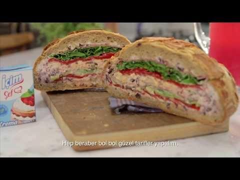 Refika ile Piknik Sandviç - YouTube