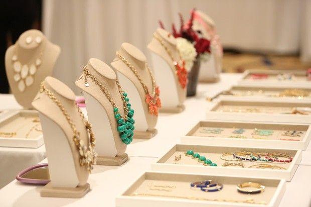 jewelry show display idea packaging branding pinterest