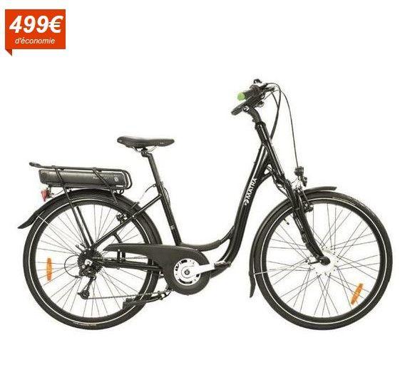 MATRA Vélo Electrique Cadre Alu 6061 VAE i-FLOW D8 Black Edition pas cher prix promo Vélo Electrique Cdiscount 999.99 € TTC au lieu de 1 499 €