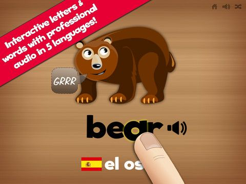 Great for preschool ages 2-5 Also for teaching second language in Spanish, French, German or Italian