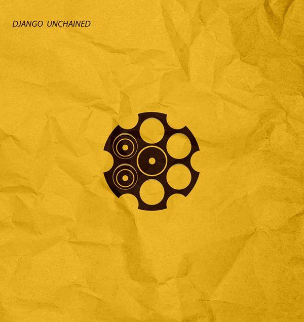 Django minimal poster