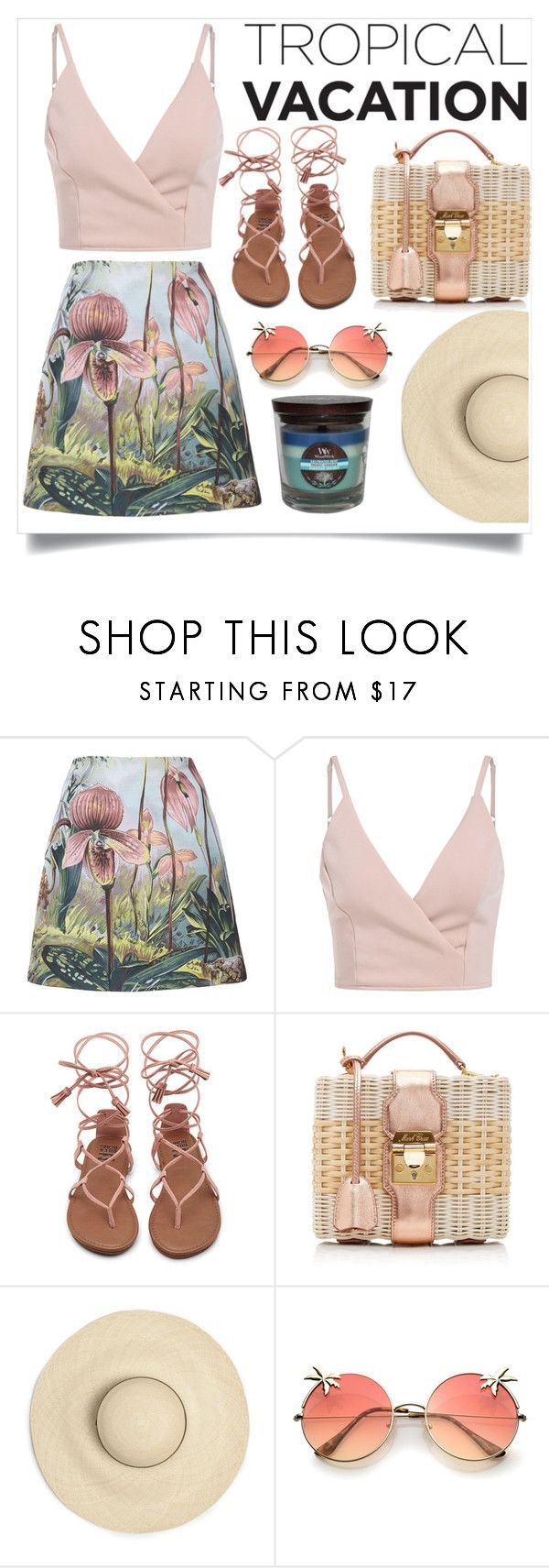 """""""Без названия #398"""" by citizen-of-the-world ❤ liked on Polyvore featuring ADAM, Mark Cross and WoodWick"""