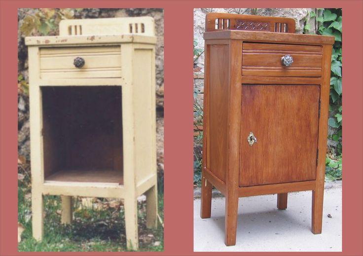 Mejores 72 im genes de restauraci n muebles antiguos en - Restaurador de muebles antiguos ...