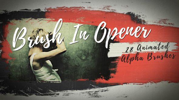 Brush In Opener
