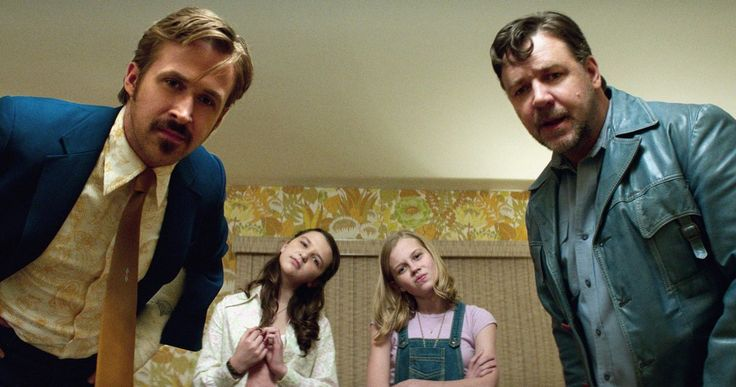 Nice Guys Gets a TV Reboot with a Female Twist -- Shane Black's 2016 movie The Nice Guys is being rebooted as a gender-swapped TV series for Fox with producer Joel Silver. -- http://tvweb.com/nice-guys-tv-reboot-female-cast/