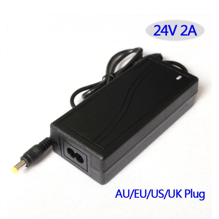 US $11.18 Switching power supply AC/DC adapter 24V 2A 48W  Table type EU/USA/AU/UK plug available, please let us know when ordering. #Switching #power #supply #AC/DC #adapter #Table #type #EU/USA/AU/UK #plug #available #please #know #when #ordering.