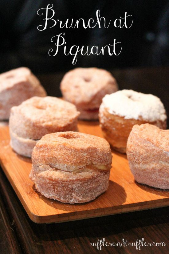 Piquant in Hyde Park – Tampa Bay Brunch Tour