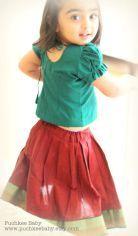 Top 10 Garba Dress Ideas for Children this #Navratri: https://thechampatree.in/2016/09/30/garba-dress/