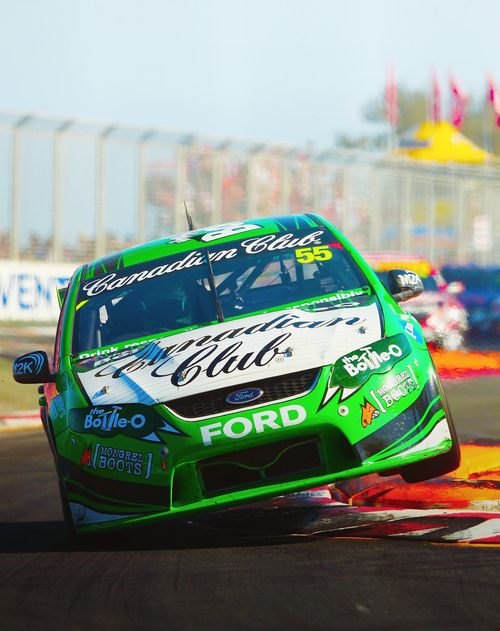 Ford Falcon ATC race car