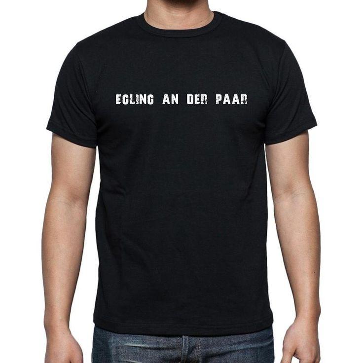 egling an der paar, Men's Short Sleeve Rounded Neck T-shirt