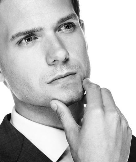 Patrick J. Adams. Totally smitted with Mike Ross. #Suits