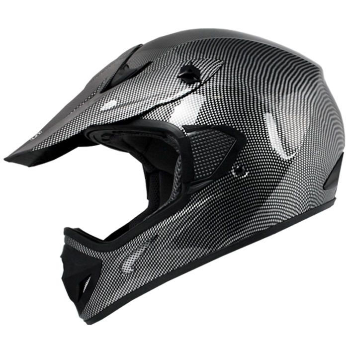 Carbon Fiber Dirt Bike ATV Motocross Helmet MX Gear ~Small/Medium/Large/Xlarge | eBay Motors, Parts & Accessories, Apparel & Merchandise | eBay!