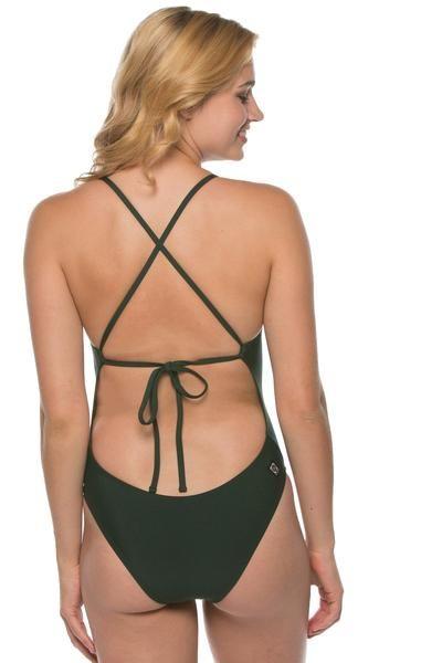 4686df5b9fbf1 Dayno 2 Onesie (Darks) - Black / 26 | Swim Suits | Onesies, Tie ...