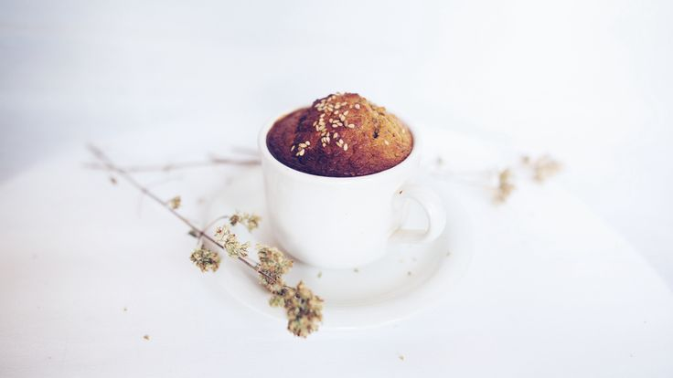Havermout Mugcake – Havermoutje