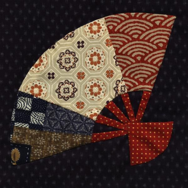 Julia's Place: Japanese Quilt....new blocks