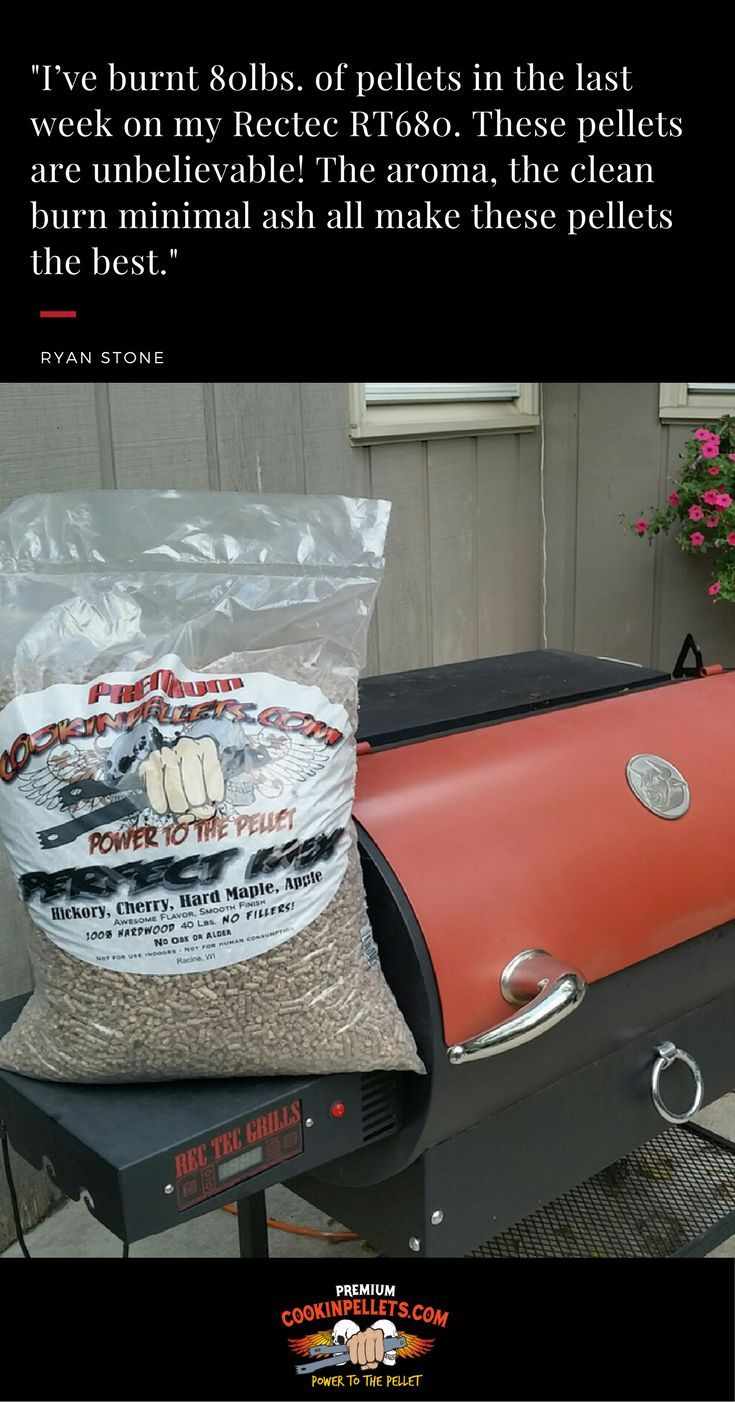 Thanks Ryan We Think They Are Pretty Unbelievable Pellets Toso Pellet Grill Recipes Pellet Grill Hardwood Pellets