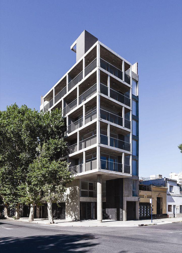Edifício SL 2401,© Walter Salcedo