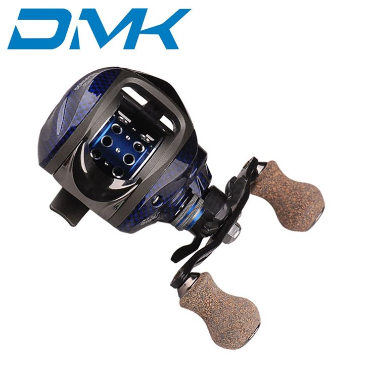 58.92$  Buy here - http://aliin9.worldwells.pw/go.php?t=32783268177 - DMK Fishing Reels 7.0:1 13+1BB Carrete Moulinet Casting Peche Mer Carretilhas De Pescaria kastking Baitcasting Carretes De Pesca 58.92$