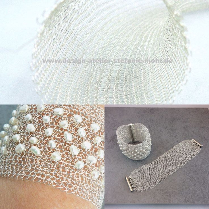 Bridal necklace / das perfekte Armband für die Braut!