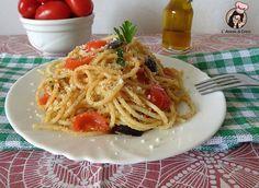 Spaghetti con la mollica