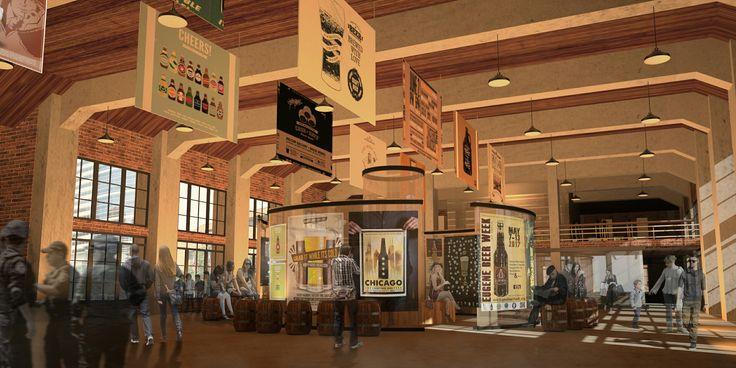 Exhibition/Beer Museum