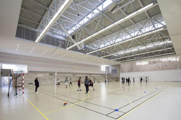 M s de 25 ideas incre bles sobre interior de gimnasio en for Gimnasio jaen