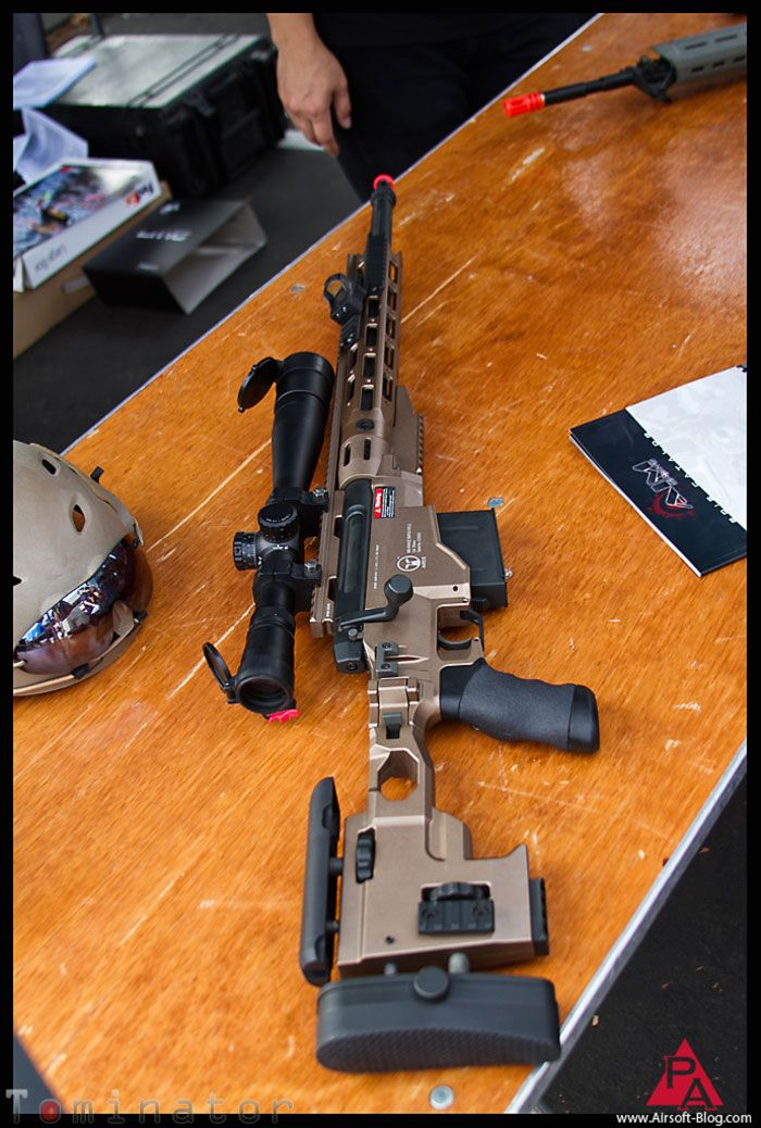 Ares MSR & SOCOM Gear Hitman M9 GBB Want this BADLY!!!!!!!