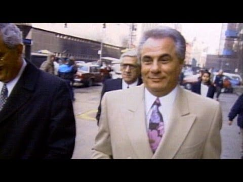 "Godfather vs The Law ""John Gotti"" Most Powerful Mafia Family - YouTube"