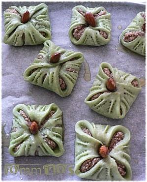 Enveloppes Algeroise - Algerian sweets.