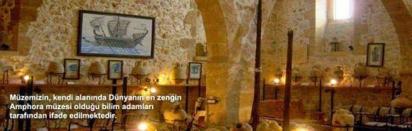 Arkeoloji Dia: Mersin / Türkiye Tek Amphora Müzesi -Arslan Eyce Amphora Müzesi ( Tasucu Amphora Museum )