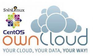 Instalar ownCloud en CentOS 7