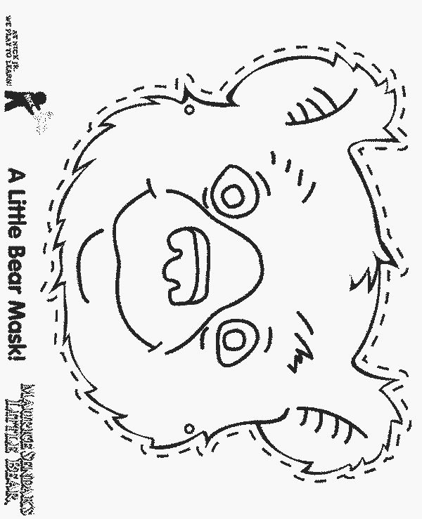 bear hunting coloring pages | 45 best bear hunt images on Pinterest | Curls, Kid ...