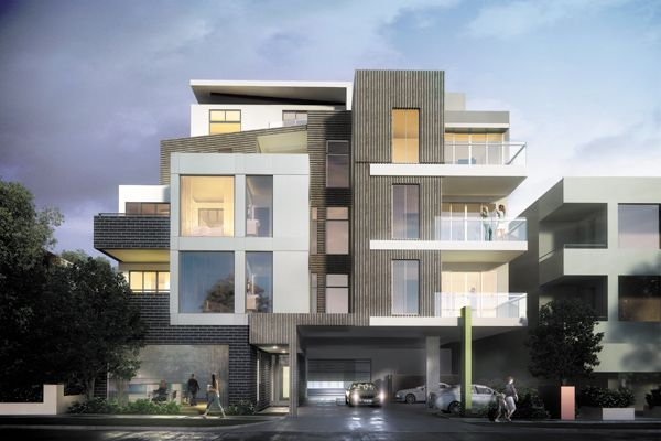 9 Chesterville Rd Apartments - Exterior