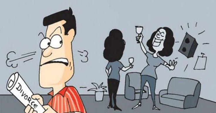 Acne e sexo demais: as curiosas razões pelas quais homens indianos pedem divórcio